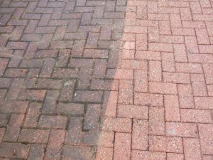 Driveway Patio & Decking Cleaning Johnstone